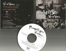 POWERMAN 5000 Wild World PROMO Radio DJ CD single 2006 MINT USA