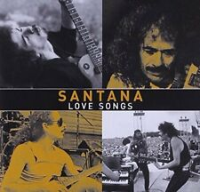 Santana (CD) Love songs (15 tracks)