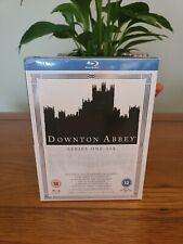 DOWNTON ABBEY SERIES 1 - 6 BLU-RAY COMPLETE COLLECTION - BRAND NEW  SEALED .