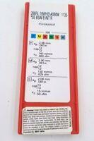 SANDVIK Coromant 266RL-16WH01A080M 1135 Carbide Inserts 10pc New / Sealed