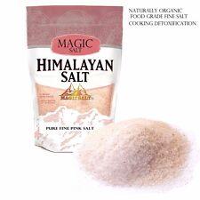 Himalayan rose sel 1kg non raffiné pur-naturellement organic-qualité alimentaire