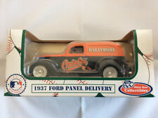 White Rose Collectibles 1937 Ford Panel Delivery Baltimore Orioles Die Cast