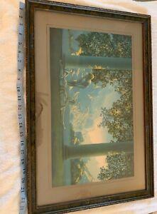 Maxfield Parrish Daybreak print