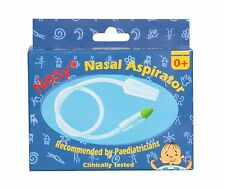 Nosy Baby Nasal Aspirator Nose Cleaner Snotsucker / soft nose cold flu NEWBORN