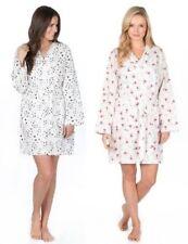 Robes Floral 100% Cotton Sleepwear for Women