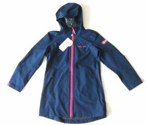 TROLLKIDS Lillehammer Coat Mantel/Jacke Girls Regen Gr.140 *NEU*wasserdicht