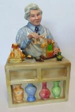 """ROYAL DOULTON  CHARACTER FIGURINE """"THE CHINA REPAIRER"""" HN2943 1983-1988"""