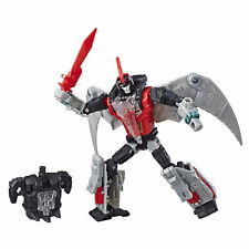 Transformers Dinobot Red Swoop, Power of the Primes Deluxe Class Figure