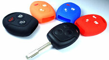 Key 3 Button Silicon Remote Floding  Shell Cover For Ford