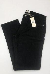 NEW  Black Five Four Men's  Newington Straight Jeans Size 34