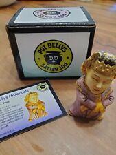 Empress Woo Harmony Ball Pot Belly Harmony Kingdom Figurine, Collectible Nib