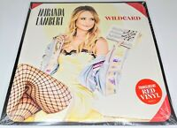 Miranda Lambert - Wildcard - New Vinyl LP Clear Vinyl, 140 Gram Vinyl Red Record