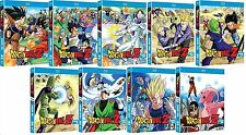 Dragon Ball Z Complete Series Seasons 1-9 Bluray Collection 37-Disc Blu- ray Set