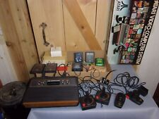 Minty & Working Original Atari 2600 VCS Video Game System Console Vintage w/ Box