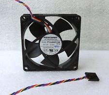 """NEW Dell Optiplex 390 790 990 3010 7010 9010 Rear Case Fan 9DVNN 24"""" Long Wires"""
