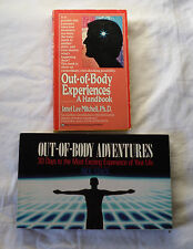 3 BOOKS OUT OF BODY EXPERIENCES ASTRAL PROJECTION CROOKALL/MITCHELL/STACK