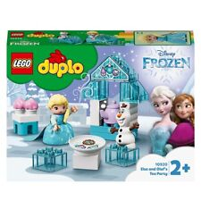 LEGO DUPLO Frozen II Elsa and Olaf's Ice Party Set 10920 Age 2+ 17pcs