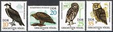 [CF6261] RDA 1982, Serie Protección de las aves rapaces (MNH)