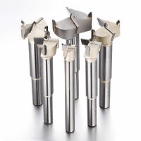 Professional Alloy Forstner Drill Bits Hole Saw Cutter For Woodworking 12mm-45mm