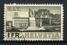 Svizzera 1938 SG # 385 1F INT LAVORO UFFICIO IMPIEGATA #A 61962