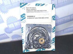 REXA - K05008-V - O-RING KIT UNIVERSAL PWR MOD-VITON - (NEW in BLISTER PACK)