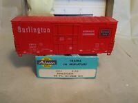 Athearns Burlington Hi-Cube Box Car Kit     HO Scale