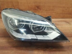 ✅12-14 OEM BMW F12 F06 F13 RIGHT Passenger Adaptive LED Headlight Complete *NOTE