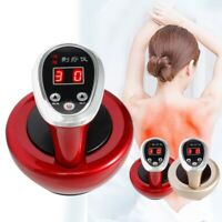 Wireless Electric Negative Pressure Scraping Body Massager Therapy Ache Relief