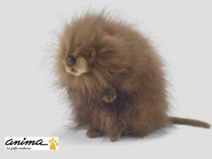 Hansa Toy 5201 Muskrat 7 1/8in Stuffed Animal Toy