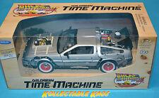 Back to the Future 3 - 1:24 Scale Die-Cast DeLorean Car Replica