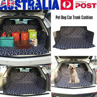 Non-Slip Car SUV Back Seat Trunk Cover Protector Mat Pad Waterproof Pet Cat Dog