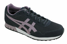 Asics Curreo Lace Up Navy Purple Synthetic Mens Trainers HN537 5035 D81