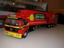 Camión Trailer MERCEDES SK 1844 1:43 (aceptado PayPal)