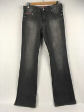 Faded Bootcut Jeans Size Petite for Women