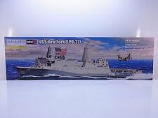 Interhobby 45031 Gallery MRC 64007 USS New York lpd-21 1:350 kit nuevo embalaje original