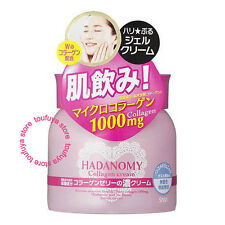 New SANA Hadanomy Rich Collagen Moisturizing Gel Face Cream Moisturizer 100g