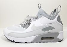 big sale fde32 1cd80 Nike Air Max 90 Ultra Winter Sneakerboot Mid Mens Running Shoes White Size  10.5