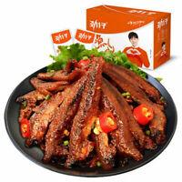 Chinese Snack Spicy Dried Fish 10g*20 bags 劲仔小鱼干20包香辣小鱼仔湖南特产小吃零食