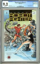 Magnus Robot Fighter #1 1991 CGC 9.2 White Pages 1221343013