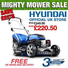 Retail Pallet Hyundai OFFER 6 X Petrol Lawn Mower Self Propelled HYM510SP 51cm