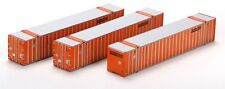 Athearn SNLU 53' Stoughton Container #1 (3 Pack) (HO) ATH72545
