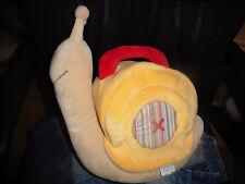 escargot    sac avec petit  accesoire   nounours noukies
