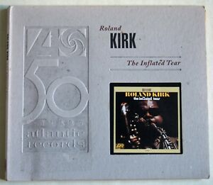 ROLAND KIRK / INFLATED TEAR / RHINO ATLANTIC RECORDS 50th ANNIVERSARY EDITION