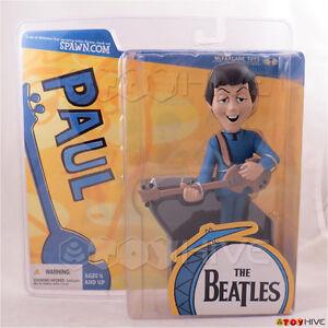 Beatles Paul McCartney Saturday Morning Cartoon figure made by McFarlane 2004