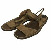 French Saharan Troops Military Foreign Legion Leather Sandals 1952
