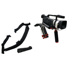 Pro XF100 shoulder support + strap for Canon S1-S EOS C300 Mark II C200 EF XF105