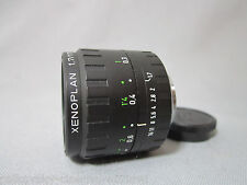 New SCHNEIDER XENOPLAN 1.7/17MM C-MOUNT LENS for 16MM MOVIE CAMERA