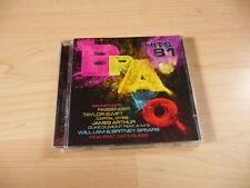 Doppio CD BRAVO Hits 81 - 2013: Taylor Swift Bruno Mars James Arthur Bastiglia