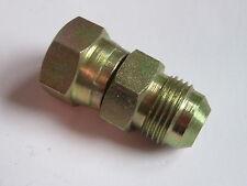 """3/4"""" JIC Male x 3/8"""" BSP Swivel Female Hydraulic Fitting - 2JB/8-6 #23L304"""