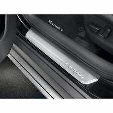 Genuine Hyundai Tucson Door Entry Guards Stainless Steel  D7450ADE00ST